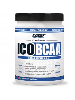 ICOBCAA FIRST IRON SYSTEMS 30 DOSES FIRST IRON SYSTEMS BCAA  Power Nutrition