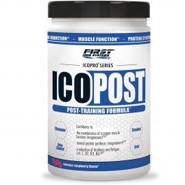 ICOPOST FIRST IRON SYSTEMS 20 DOSES FIRST IRON SYSTEMS Acides Aminés & BCAA Power Nutrition