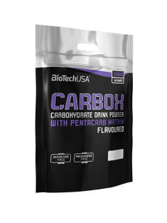 CARBOX CITRON BIOTECH USA 2KG BIOTECH USA Autres glucides Power Nutrition