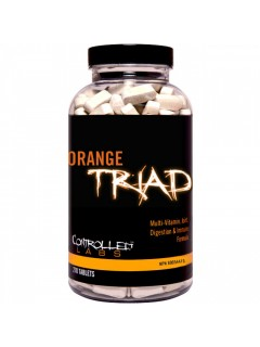 ORANGE TRIAD CONTROLLED LABS CONTROLLED LABS Vitamines et minéraux Power Nutrition