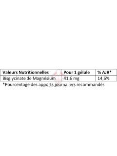 MAGNESIUM BYSGLICINATE REFLEX REFLEX NUTRITION Vitamines et minéraux Power Nutrition