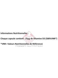 VITAMINE D3 1000IU DOCTORS BEST DOCTOR'S BEST Vitamines et minéraux Power Nutrition