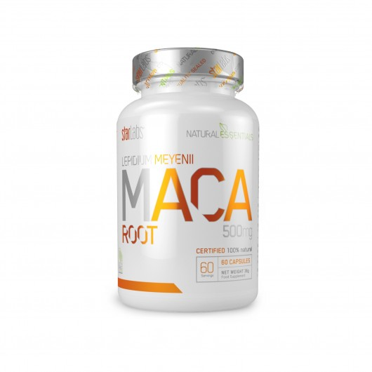 MACA STARLABS ESSENTIALS STARLABS NUTRITION Booster de Testostérone Power Nutrition