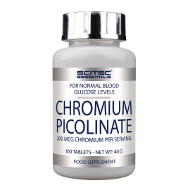 chromium picolinate chrome scitec
