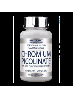chromium picolinate chrome scitec