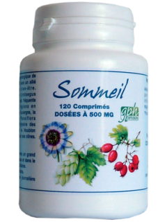 SOMMEIL BIO GPH DIFFUSION GPH  Sommeil Power Nutrition