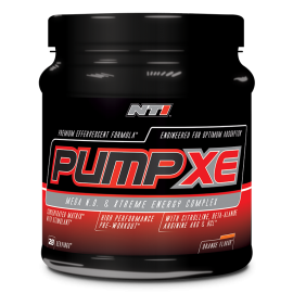 PUMP XE NTI NTI Congestion & Volume Power Nutrition