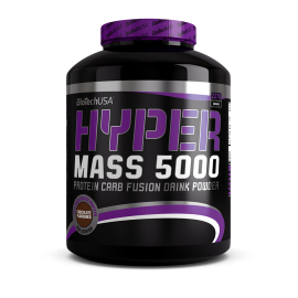HYPER MASS 5000 BIOTECH USA 2,27kg BIOTECH USA Gainers Power Nutrition