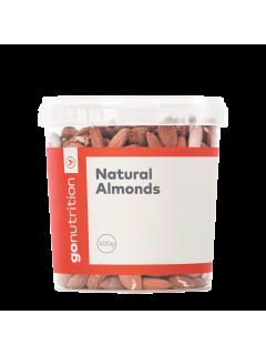 AMANDES GO NUTRITION™ 400g GO NUTRITION Fruits secs & oléagineux Power Nutrition