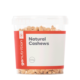 NOIX DE CAJOU GO NUTRITION™ 400g GO NUTRITION Fruits secs & oléagineux Power Nutrition