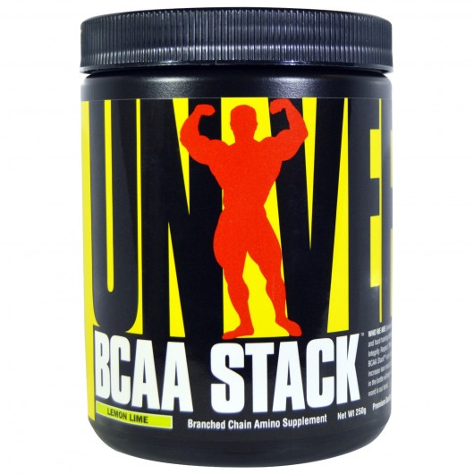 bcaa stack universal nutrition