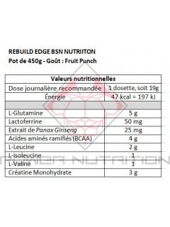 REBUILD EDGE BSN NUTRITION BSN Nutrition Creatine Power Nutrition