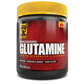 L-GLUTAMINE MUTANT NUTRITION MUTANT Glutamine Power Nutrition