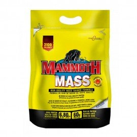 MAMMOTH MASS 6,8KG INTERACTIVE NUTRITION Gainers Power Nutrition