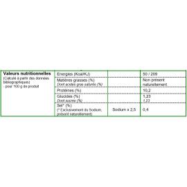BLANC D'OEUF LIQUIDE LIOT 1L LIOT Blancs d'oeufs Power Nutrition