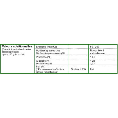 BLANC D'OEUF LIQUIDE LIOT PACK 6L LIOT Blancs d'oeufs Power Nutrition