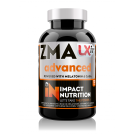 ZMA LXIR ADVANCED IMPACT NUTRITION IMPACT NUTRITION Vitamines et minéraux Power Nutrition