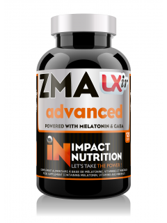 zma lxir advanced impact nutrition