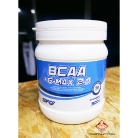BCAA + G-MAX 2.0 SFD 50 DOSES SFD NUTRITION BCAA  Power Nutrition