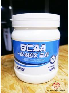 BCAA + G-MAX 2.0 SFD 50 DOSES SFD NUTRITION BCAA  Power Nutrition