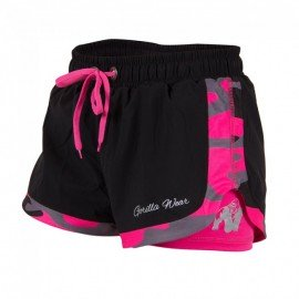 SHORT DENVER FEMME GORILLA WEAR GORILLA WEAR Femmes Power Nutrition