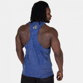 Tank Top Mill Valley Bleu Royal Gorilla Wear