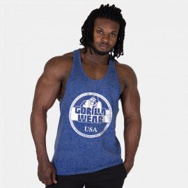 TANK TOP MILL VALLEY GORILLA WEAR GORILLA WEAR Hommes Power Nutrition