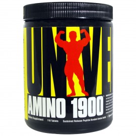 AMINO 1900 UNIVERSAL NUTRITION UNIVERSAL NUTRITION Acides Aminés Power Nutrition