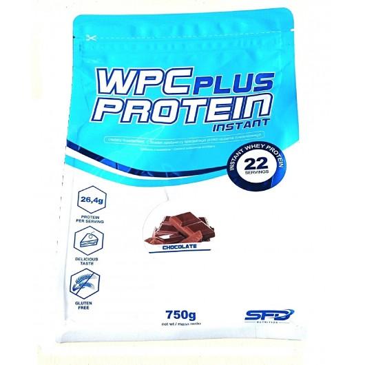 WPC PROTEIN PLUS SFD 750G SFD NUTRITION Whey & isolat Power Nutrition