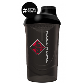 Shaker Noir Power Nutrition