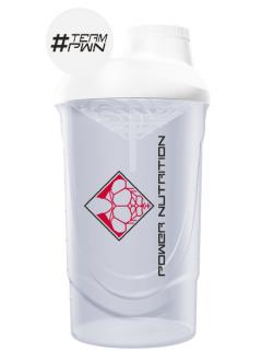 Shaker Blanc Power Nutrition