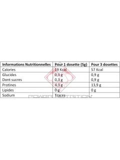 iBCAA 4:1:1 GO NUTRITION™ 33 DOSES GO NUTRITION BCAA  Power Nutrition