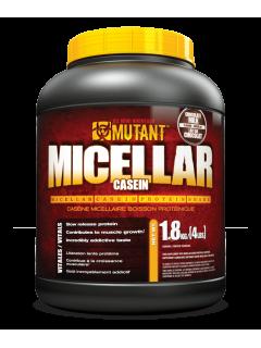 MICELLAR CASEIN MUTANT 1,8kg MUTANT Caséine & Multi Protéines Power Nutrition