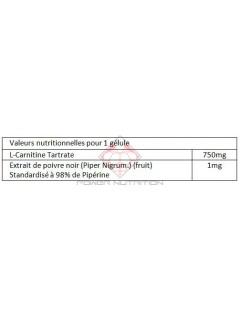 L-CARNITINE CORE SERIES MUTANT MUTANT Carnitine Power Nutrition