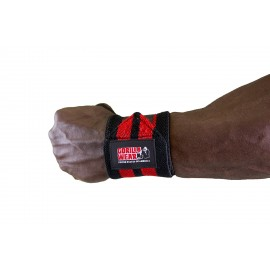 WRIST WRAPS PRO GORILLA WEAR GORILLA WEAR Accessoires Training Power Nutrition
