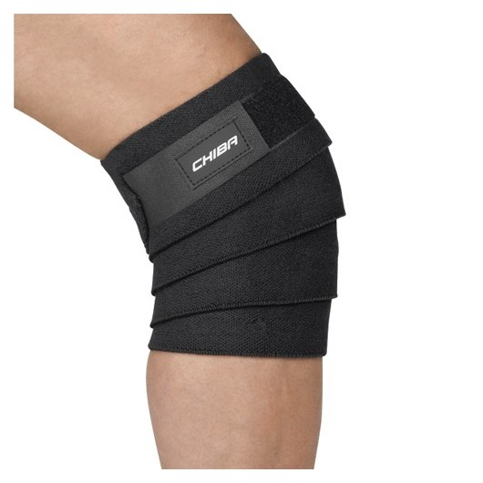 KNEE WRAP CHIBA GENOU CHIBA Accessoires Training Power Nutrition