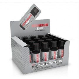 REDWEILER SHOT BOITE DE 20 OLIMP SPORT NUTRITION Energie & Concentration Power Nutrition