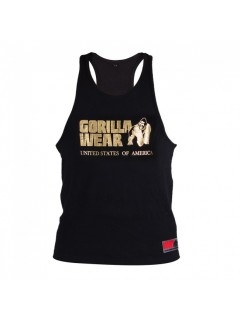 CLASSIC TANK TOP GOLD GORILLA WEAR GORILLA WEAR Hommes Power Nutrition