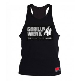 CLASSIC TANK TOP SILVER GORILLA WEAR GORILLA WEAR Hommes Power Nutrition