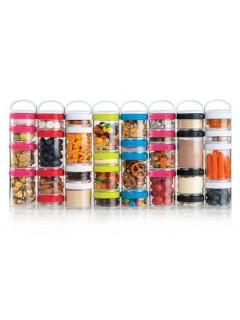 GOSTAK® 2 X 150ML BLENDER BOTTLE BLENDER BOTTLE Shakers & Gourdes  Power Nutrition