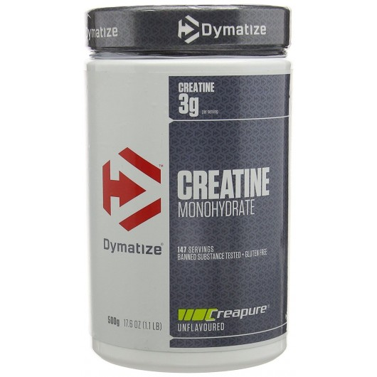 CREATINE CREAPURE® DYMATIZE DYMATIZE Creatine Power Nutrition