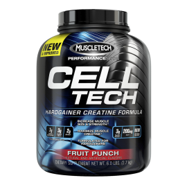 CELLTECH MUSCLETECH 2,7kg MUSCLETECH Creatine Power Nutrition