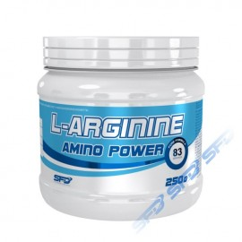 L-ARGININE AMINO POWER SFD SFD NUTRITION Congestion & Volume Power Nutrition
