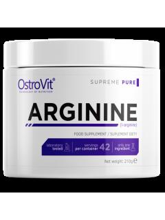 100% L-ARGININE PURE OSTROVIT OSTROVIT Congestion & Volume Power Nutrition
