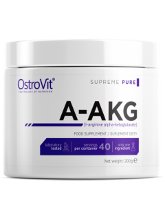 100% AAKG PURE OSTROVIT OSTROVIT Congestion & Volume Power Nutrition