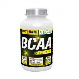 BCAA VEGAN 10:1:1 ERIC FAVRE ERIC FAVRE NUTRITION BCAA  Power Nutrition