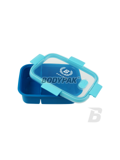 BOITE DUAL BOX 0,6L + 0,3L BODYPAK Food Box & Sacs de Sport Power Nutrition