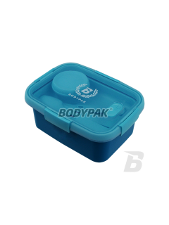 BOITE LUNCH KIT 1,2L BODYPAK Food Box & Sacs de Sport Power Nutrition
