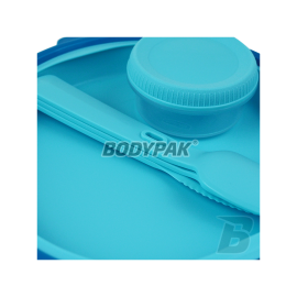 BOITE LUNCH KIT 1,6L BODYPAK Food Box & Sacs de Sport Power Nutrition