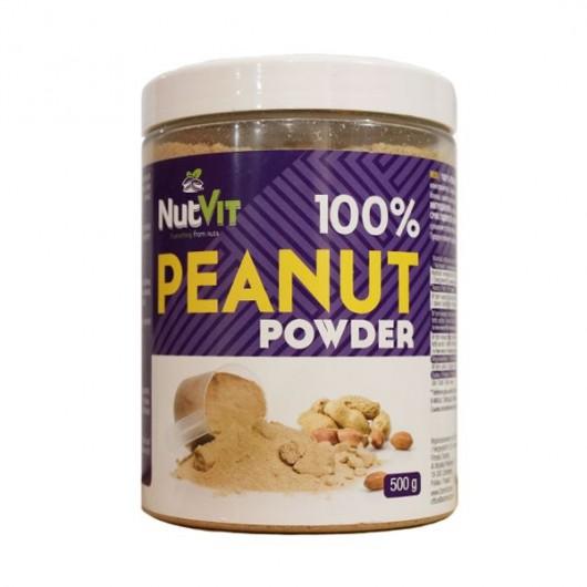 POUDRE DE CACAHUETE NUTVIT OSTROVIT Beurres de noix Power Nutrition